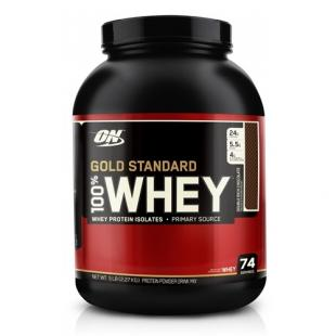 Gold Standard 100% Whey - 2273g White Chocolate