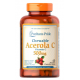 Chewable Acerola with Vitamin C 500 mg - 60 Chewables